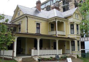 Thomas Wolfe Home Asheville
