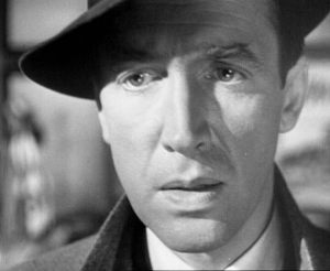 George Bailey Close-up