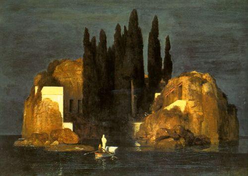 arnold-bocklin-the-isle-of-the-dead-1880