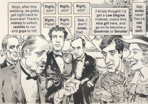 Mad Magazine Godfather Parody