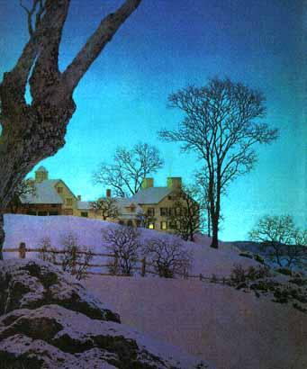 Parrish  Christmas Morning 1949