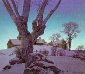 Parrish Hill Top Farm Winter