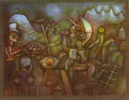 Klee-Carnival in the Mountains