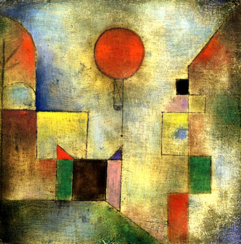 Klee Red Balloon