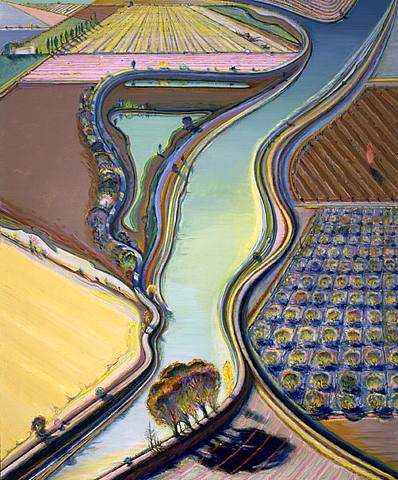 thiebaud-fields-and-furrows-1a