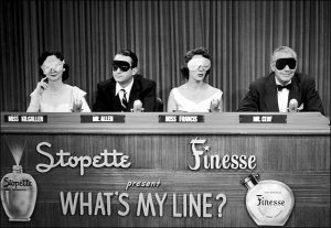 What's My Line? Panel