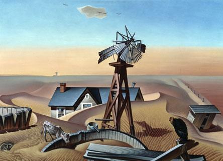 Drought Stricken Area 1934