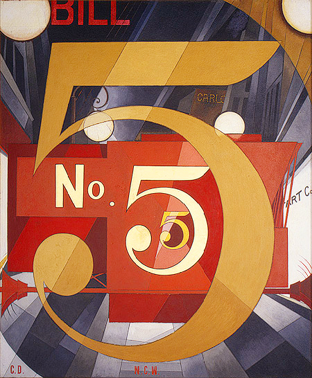 The Deco Haus Tagged Color Red: Charles Sheeler