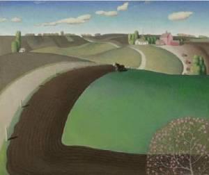 Spring Plowing 1929