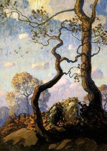 NC Wyeth- Rip Van Winkle