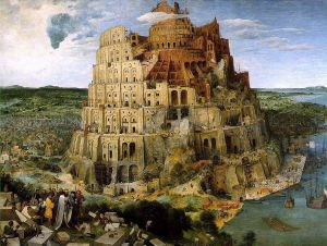 Pieter Bruegel- Tower of Babel