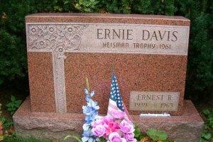 Ernie Davis Gravesite