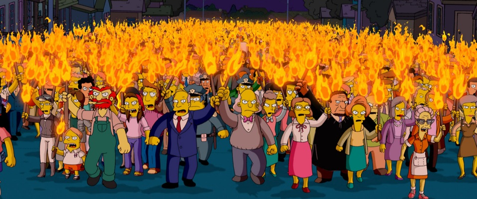 Angry Mob   Redtree Times