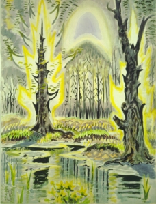 charles_burchfield glory of spring
