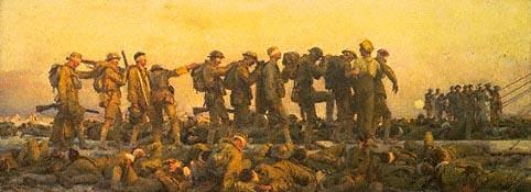 Gassed  John Singer Sargent