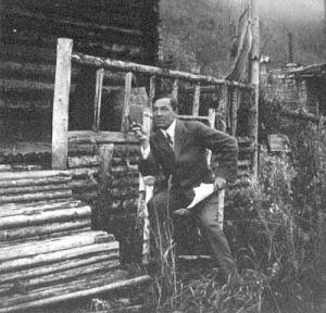 Robert Service Cabin Dawson City