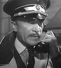 Conrad Veidt as Major Strasser in Casablanca