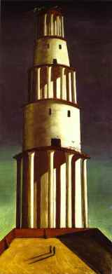de-chirico-the-great-tower