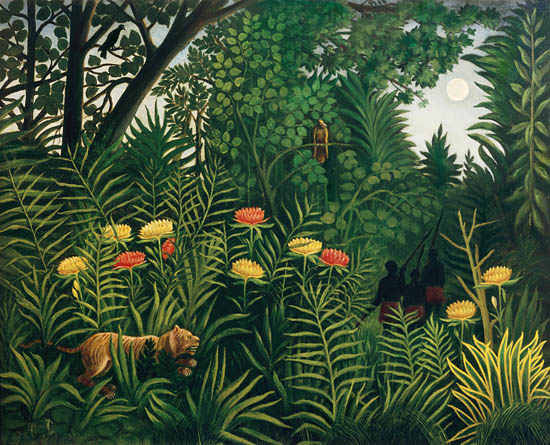 henri rousseau redtree times. Black Bedroom Furniture Sets. Home Design Ideas