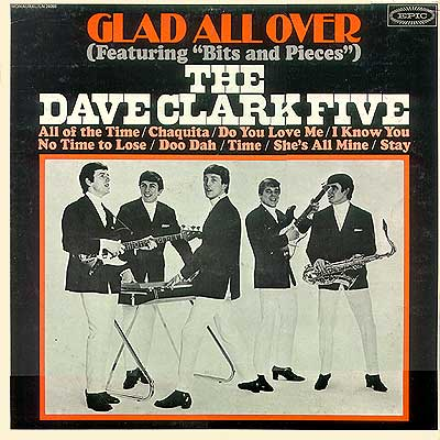 Dave Clark Five Redtree Times