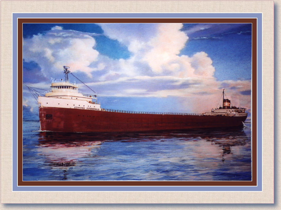 The Wreck Of The Edmund Fitzgerald Redtree Times