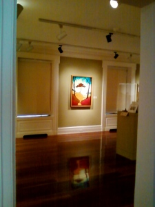 Fenimore  Art Museum Exhibit- GC Myers2012 2
