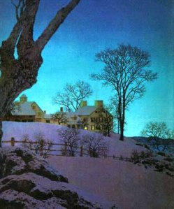parrish-christmas-morning-1949