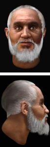 St. Nicholas Face Reconstruction