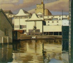 Charles Sheeler River Rouge Plant