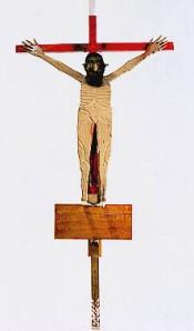 Chester Cornett  Crucifix