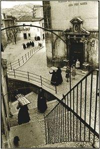 henri-cartier-bresson Aquila degli Abruzzi 1952
