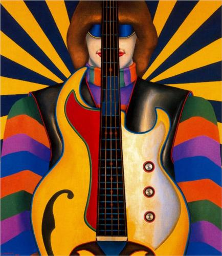 Richard Lindner Rock-Rock