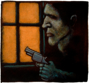 996-221 Outlaw's Vigil sm