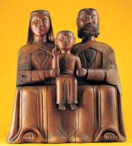 Holy Family-  American Folk Art Museum