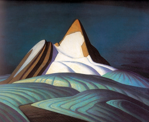 Lawren-Harris-Isolation-Peak-1930