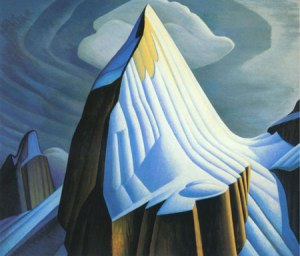 Lawren Harris Mt Lefroy - 1930