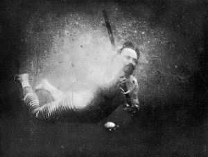 Louis Boutan- Underwater Photo Experiment