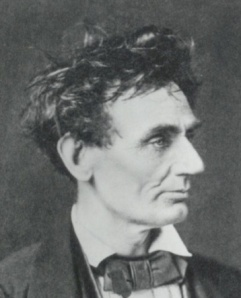 Abraham Lincoln- Early with Wild hair