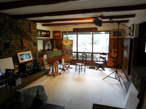 GC Myers Studio March 2013