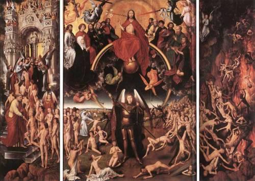 Hans Memling- The Last Judgement