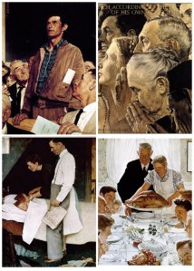 Norman Rockwell - The Four Freedoms