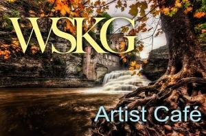 WSKG Artist Cafe