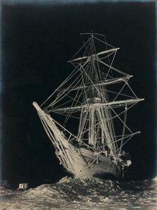 Frank Hurley- Endurance in the Antarctic- Ghost Ship 1915