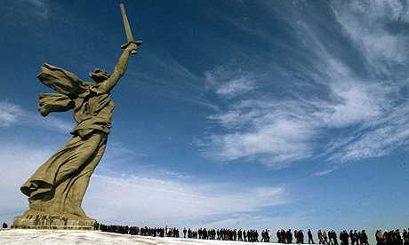 Stalingrad War Memorial