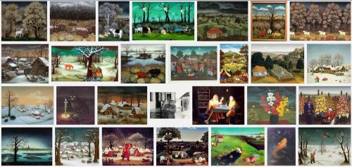 Ivan Generalic- Google Images Page
