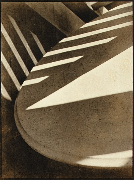 Paul Strand Abstraction Connecticut 1916