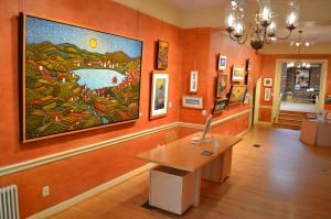 Principle Gallery 2013  pre-show