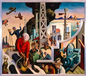 Thomas_Hart-Benton-America_Today_Oil