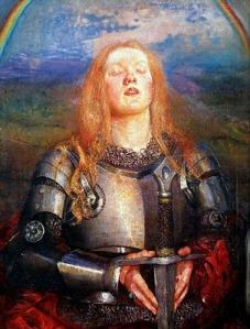 Annie Louise Swynnerton -Joan of Arc