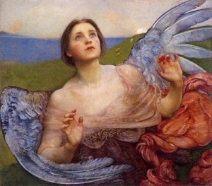 Annie Louise Swynnerton -Sense of Sight 1895